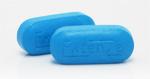 close view extenze blue pills